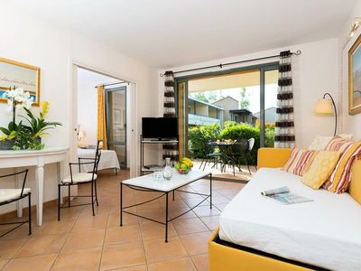 Photo for Residence Provence Country Club **** - 3 Rooms Apartment - 7 People
