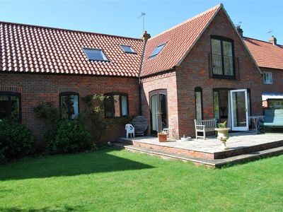 Photo for A charming five-bedroom property in Burnham Deepdale