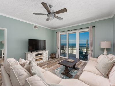 Photo for Top floor 3 BR in Summerhouse Condos of Mexico Beach with amazing ocean view!