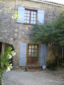 Photo for In the Gard, Verfeuil, group accommodation, 13 places, in a farmhouse
