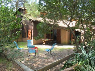 Photo for Vacation home Aubarede  in Lacanau - Océan, Aquitaine - 6 persons, 2 bedrooms