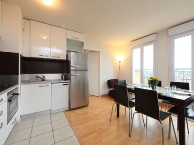 Photo for Apartment La Presqu'île in Cabourg - 6 persons, 3 bedrooms