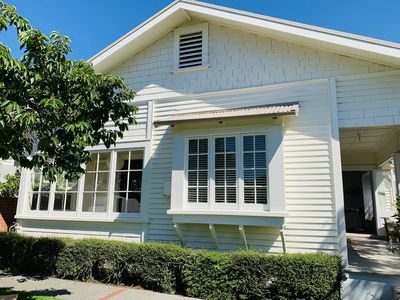 Photo for A private, quiet home centrally located on Napier's Bluff Hill