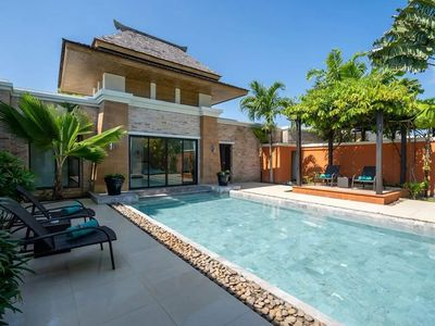 Photo for Layan Beach 1 bed room Pool villa