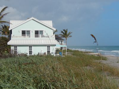 Photo for Beautiful Secluded Beach House for rent on prestigious Jupiter Island.