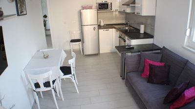 Photo for Holiday apartment Baška Voda for 4 persons with 2 bedrooms - Holiday apartment