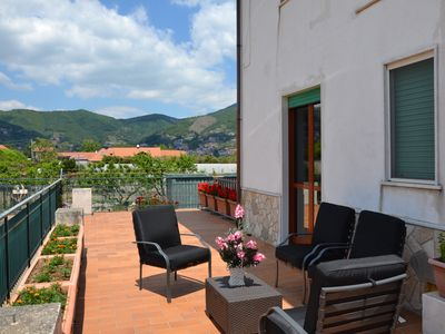 Photo for 1BR Apartment Vacation Rental in Pianillo, Campania
