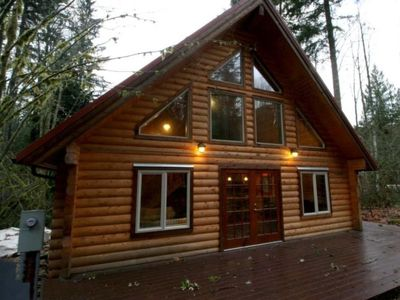 Photo for Vacation home 21GS Cabin in the country! in Mount Baker/Glacier - 6 persons, 3 bedrooms