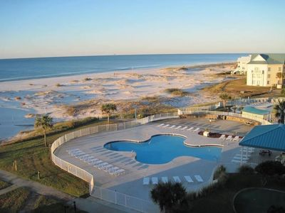 Photo for Beach Front-Ocean Front-Gulf View- Newly Renovated - 2 BR/2 BA
