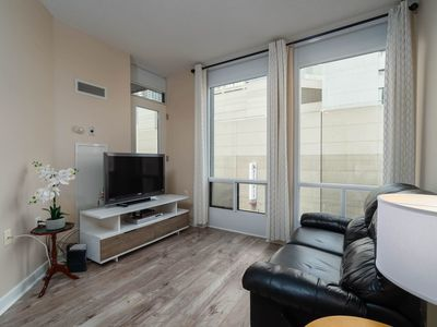 Photo for Modern Fully Furnished Downtown Suite-Bloor/Yonge