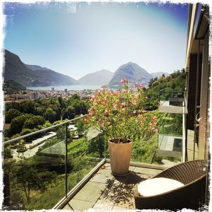 Photo for New Style spacious  Lugano Gulf overview.