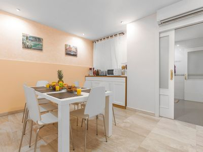 Photo for Exclusive 4-Bedroom Apartment in Barcelona