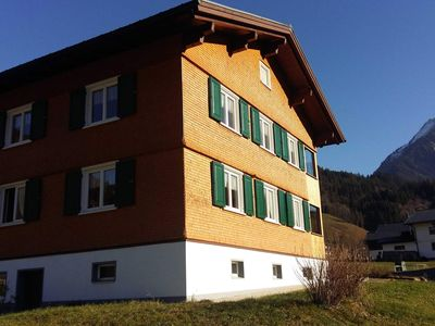 Photo for 3BR Apartment Vacation Rental in Schoppernau