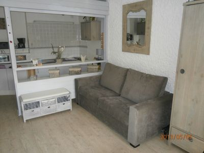 Photo for Apartment has the telltale seignosse for 4 people