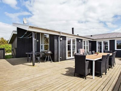 Photo for Vacation home Vejers Strand in Vejers Strand - 10 persons, 5 bedrooms