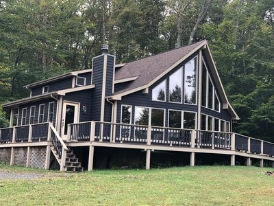 Photo for Buck`s Branch - Air Conditioning, Fire Pit, Pet Friendly, Short Drive to Two Ski Areas & Two State Parks