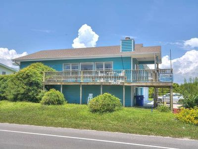 Photo for Large 2nd Row, 4 BR/4 BA, Ocean View Home-2 Family Rooms-Double Car Garage-Sleeps 8