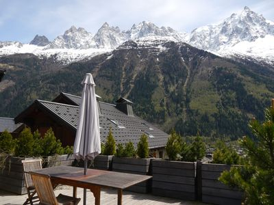Photo for 4 Bed Chalet in Beautiful Mountain Setting close to Chamonix town