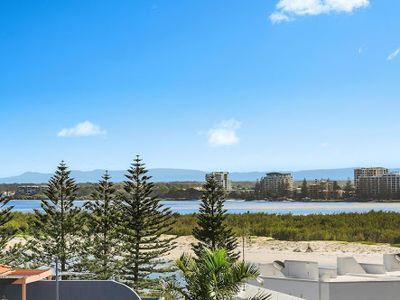 Photo for Ocean View Caloundra Apartment Within Walking Distance to 3 Beaches