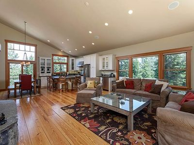 Great room allows for fun family time!