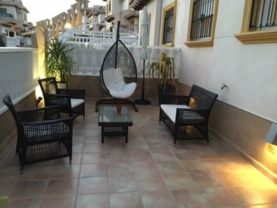 Photo for Beautiful 3-Bed House with communal Pool