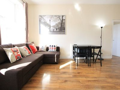 Photo for Cosy 3rd Floor One Bed Close To Oxford Street