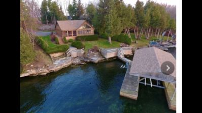 Photo for Secluded river front home with a beautiful shore line and pristine views!
