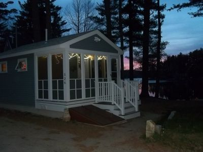 Photo for Lakeside Tiny House Living