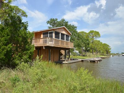Photo for BOATHOUSE IS THE PERFECT COUPLES RETREAT!
