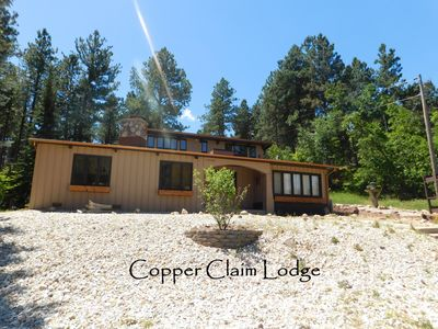 Photo for Grand & Gracious Remodeled Home In A Peaceful & Private Forested Location.