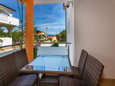 Photo for Apartments VLADO DERK (15145-A1) - Krk - island Krk