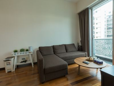 Photo for Luxury wanchai 2BR Apartment