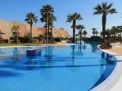 Photo for Apartment With 2 Bedrooms in Tarifa, With Wonderful sea View, Pool Acc