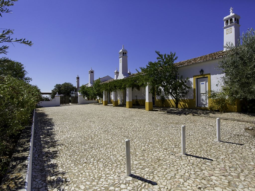 Estremoz Farmhouse Rental   Main Farm House