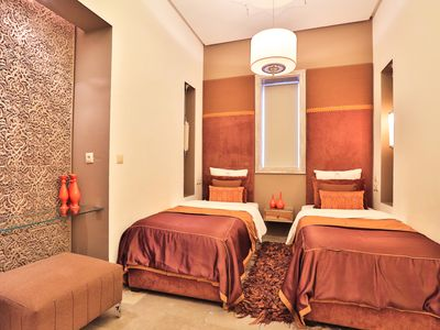 Photo for Essaouira, stay in the heart of the city, Suite persons (4) BALKISS