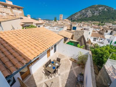 Photo for Town house with panoramic views – Casa Calvario