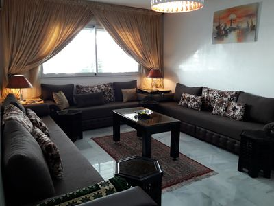 Photo for 1BR Apartment Vacation Rental in Mohammédia, Casablanca-Settat