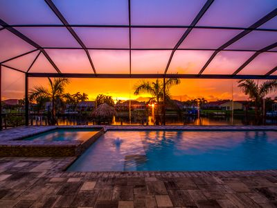 Photo for Roelens Vacations - Villa Positively Perfect - Cape Coral