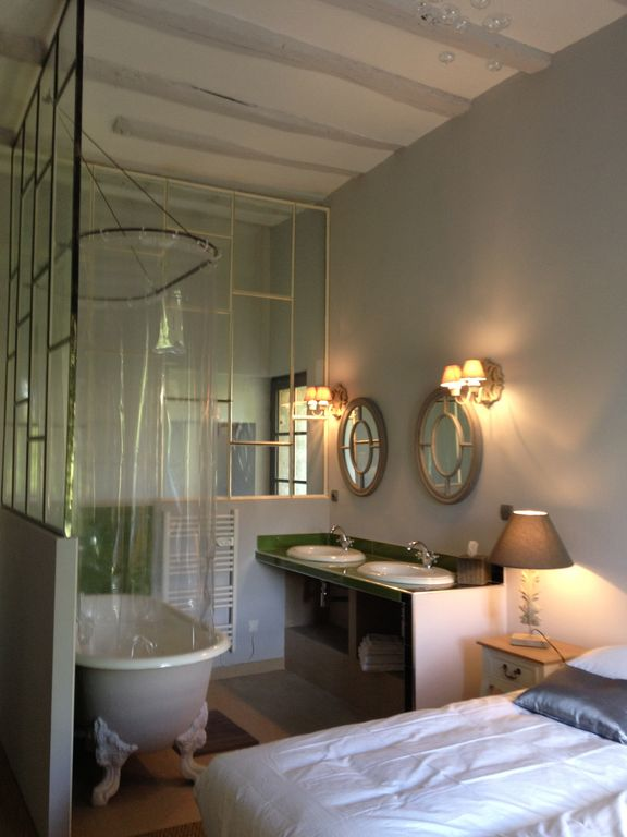 Bed and Breakfast in Anjou