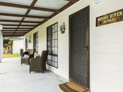Photo for Moore River Retreat - Ideal family holiday home