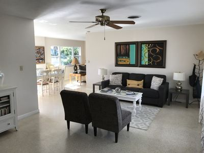 Photo for NEW Listing: Minutes to Downtown Sarasota and Siesta Key Beaches - Pet Friendly