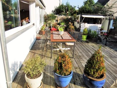 Photo for Character house with terrace and garden of 600 m² in Vannes