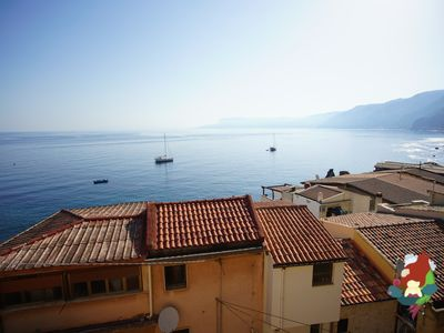 Photo for Chianalea di Scilla · Three-room apartment with Sea View