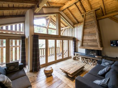 Photo for 5BR Chalet Vacation Rental in Les Gets, RA