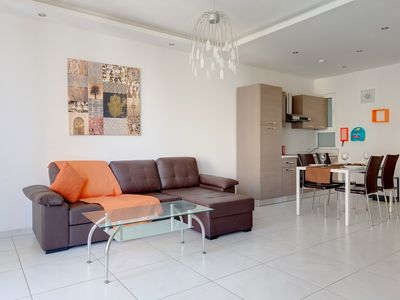 Photo for Modern Apartment in the heart of St Julian's