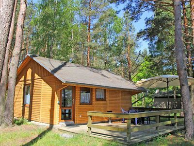 Photo for SEE 7764 - Bungalow 1 - Holiday homes directly on the lake village Zechlin SEE 7760