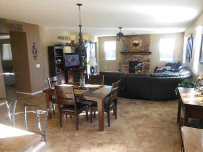 Photo for Football Rental, Glendale, AZ, 3200 Sqft  Beautiful Home! 15 Min From Stadium