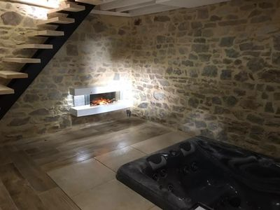 Photo for Apartment in an estate with private SPA and heated pool