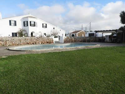 Photo for Villa Joy  6 bedroom up to 12 guests, less than 1km from Son Bou beach!