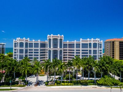 Photo for Gorgeous Beach Front Condo with Golfing Tee Time Privileges